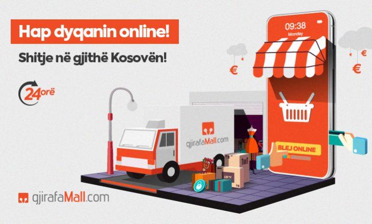Bizneset në Kosovë po orientohen drejt shitjeve online – GjirafaMall mundësia më e mirë