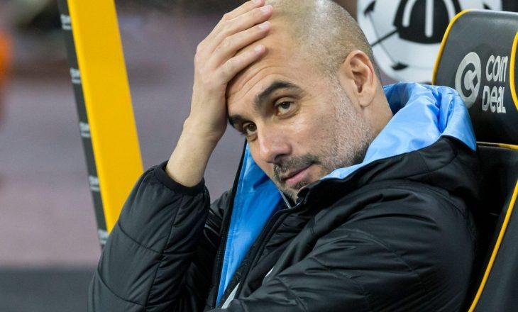 Guardiola ka tre emra në mendje për të zëvendësuar Agueron në sulmin e Cityt