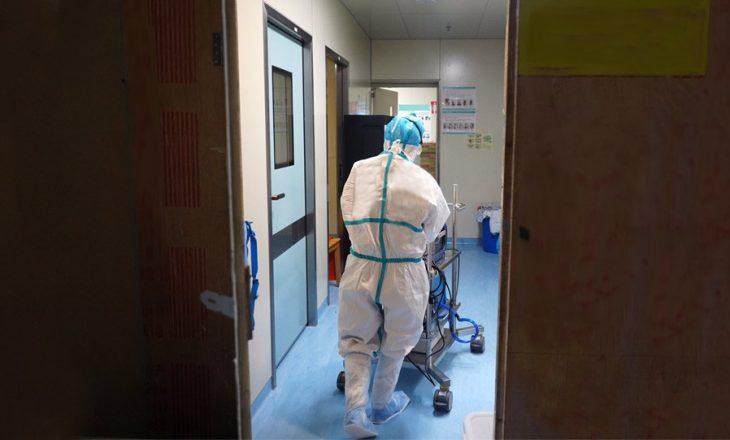 Shqipëri, pacienti me COVID-19 hidhet nga kati i katërt i spitalit