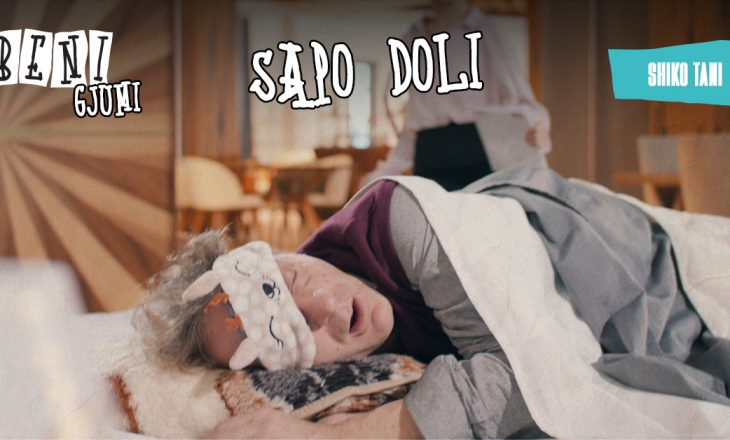 """Sapo doli episodi i tretë i mini-serialit """"Beni"""": Pagjumësia e Benit krijon situata histerike."""