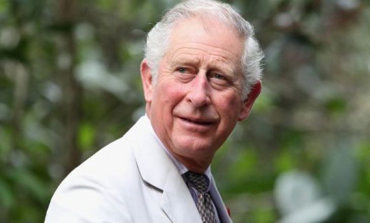 Princi Charles rezulton pozitiv me COVID-19