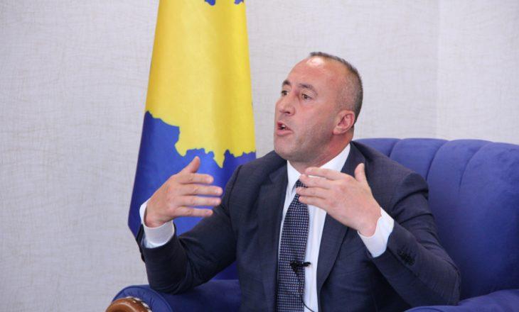Haradinaj: Akoma nuk është marrë vendimi për Reshitajn