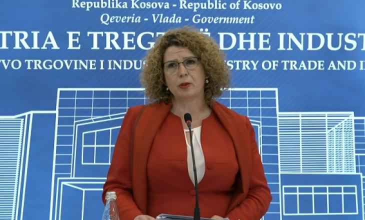 Ministrja Hajdari arsyeton shkarkimet në Postë: Ndaluam degradimin e ndërmarrjes