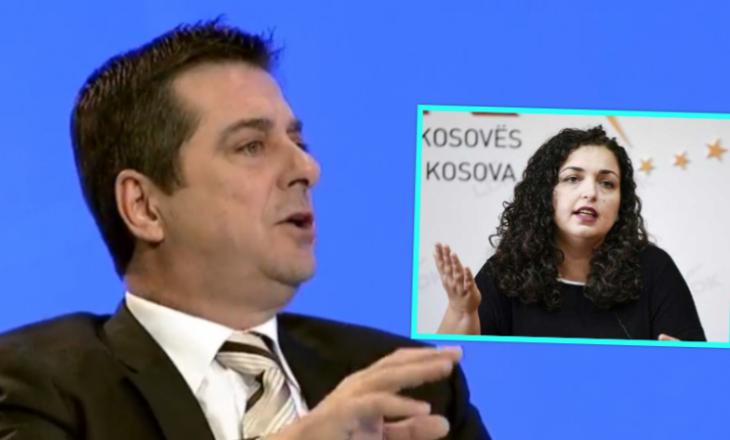 Vjosa Osmani: Do ta padisë Astrit Haraqinë për shpifje