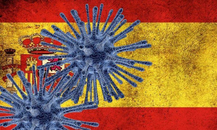Spanja regjistron numrin më të ulët të infektimeve me Coronavirus