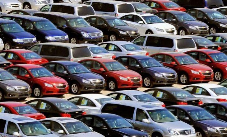 Nga viti 2010 e deri tash mbi 140 mijë automjete të paregjistruara