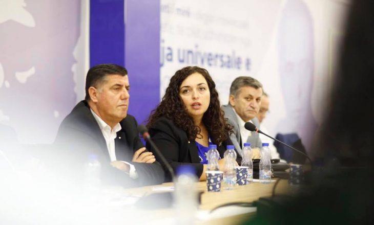 Haziri thumbon Vjosa Osmanin: S'po i kuptojë ata që po lypin azil te Albin Kurti