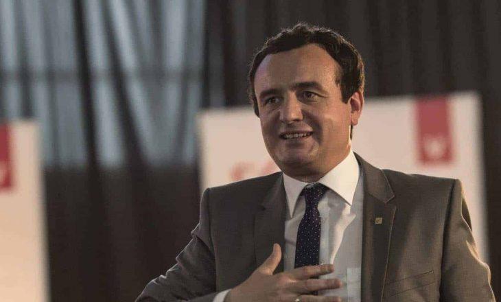 Kurti përkujton ish-rektorin Statovci: Çfarë thoshte ishte në disproporcion të plotë me mënyrën se si fliste