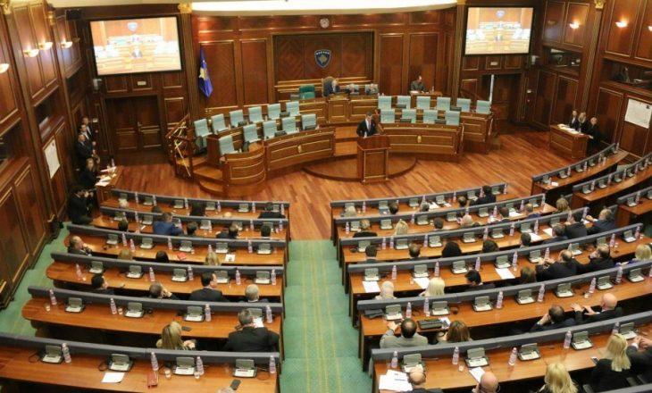 Kuvendi sot diskuton pakon emergjente të PDK-së