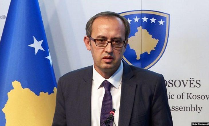Hoti konfirmon vazhdimin e dialogut më 16 korrik pa prezencen e Thaçit