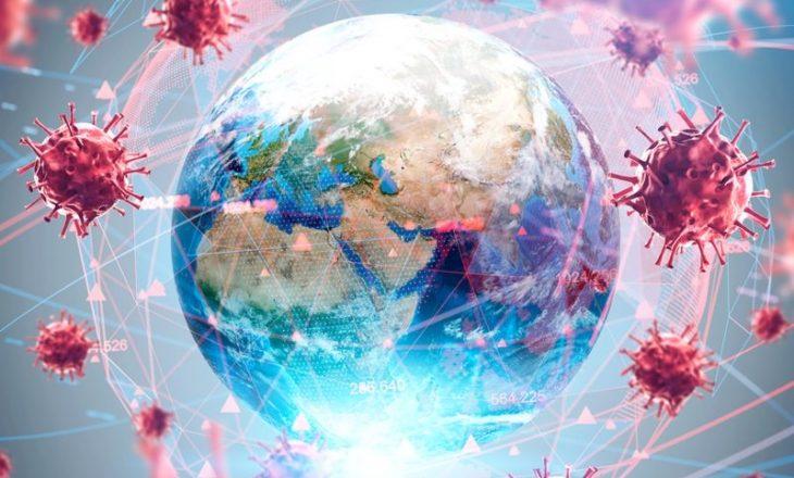 Mbi 135 milionë persona të shëruar nga COVID-19 në mbarë botën që nga fillimi i pandemisë