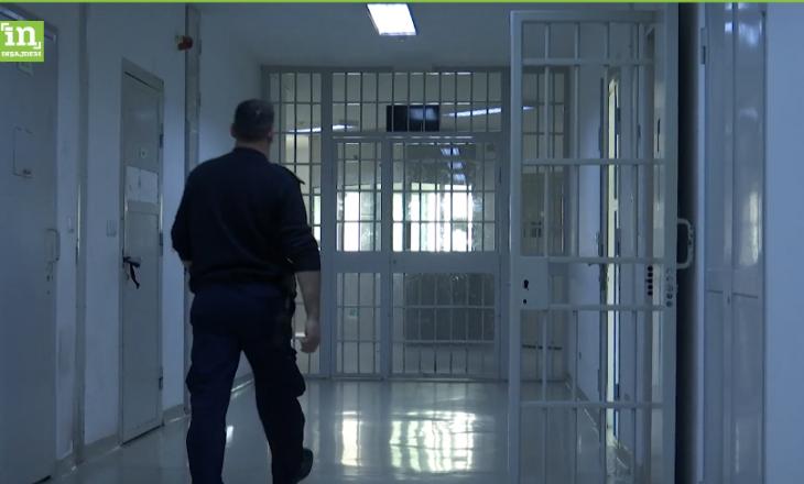Nga e hëna fillon lehtësimi i masave për të burgosurit