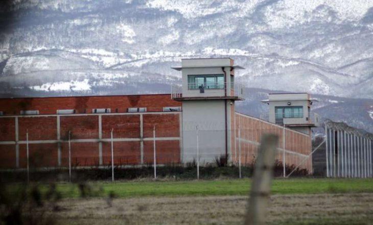 Vdes një i burgosur në Burgun e Dubravës