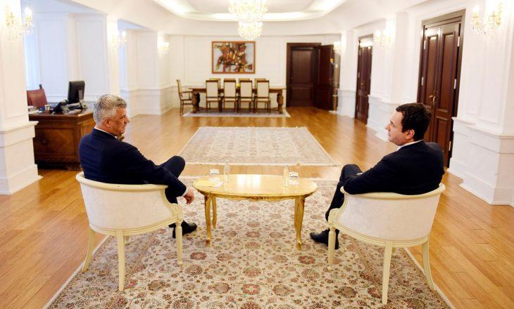 Rënia e Albin Kurtit – a është Kryeministri pip i krasitur nga Presidenti?
