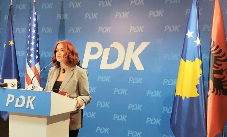 Hoxha: PDK-ja nuk e filloi konfliktin në Kuvend