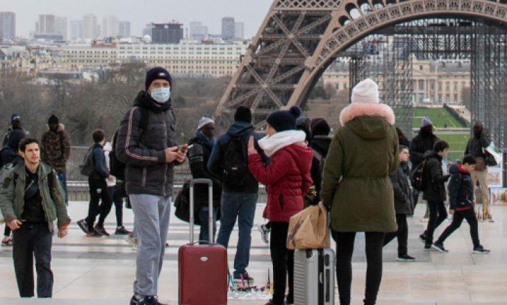 Franca regjistron më shumë se 25 mijë raste të reja me Coronavirus brenda 24 orëve