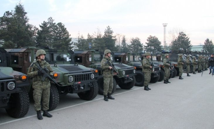 Ministria e Mbrojtjes publikon rezultatet e kandidatëve për rekrut në FSK
