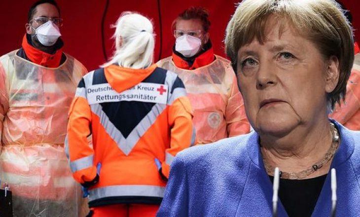 Gjermania raporton 839 viktima nga COVID-19 në 24 orët e fundit