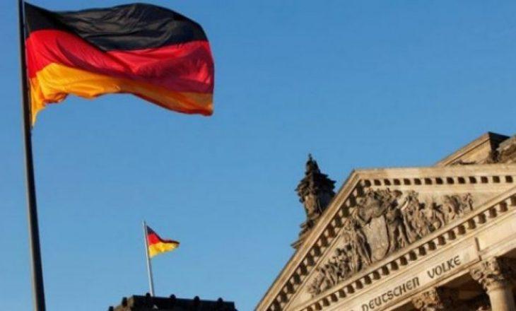 Pasojat e pandemisë së koronavirusit, Gjermania para një rënie ekonomike