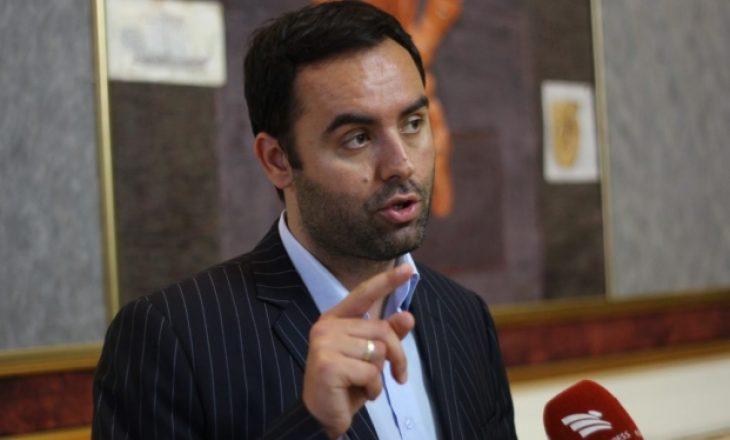 Konjufca: Qeverinë e bëri Thaçi – Avdullah Hoti është veç aktor