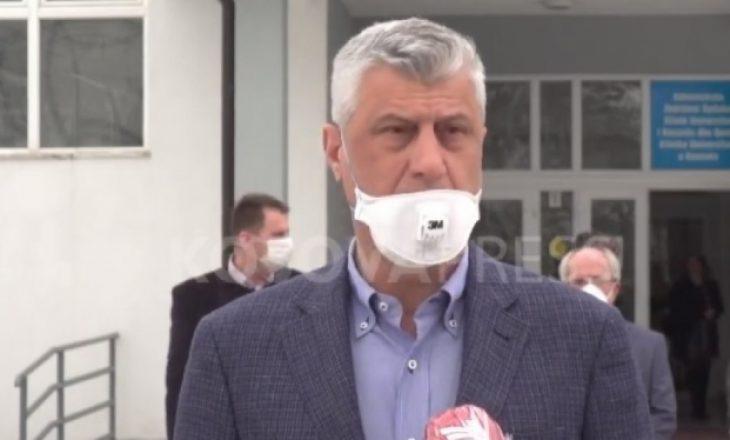 Doktori që operoi presidentin Thaçi me dedikim emocional për të