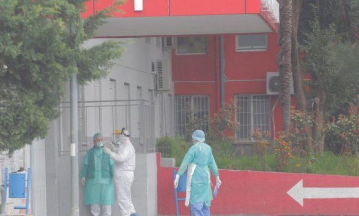 212 persona me koronavirus në Shqipëri, dyshime edhe për dy vajza nga Pogradeci