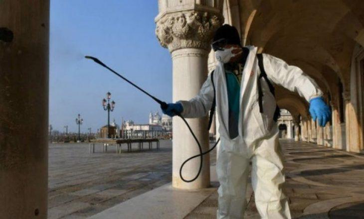 Spanja dhe Italia, dy vatrat e virusit në Evropë