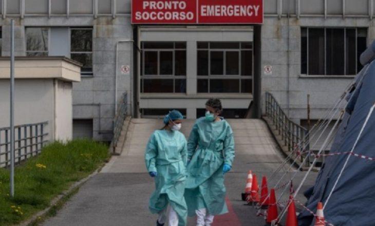 Italia shënoi 684 vdekje në 24 orët e fundit nga COVID-19