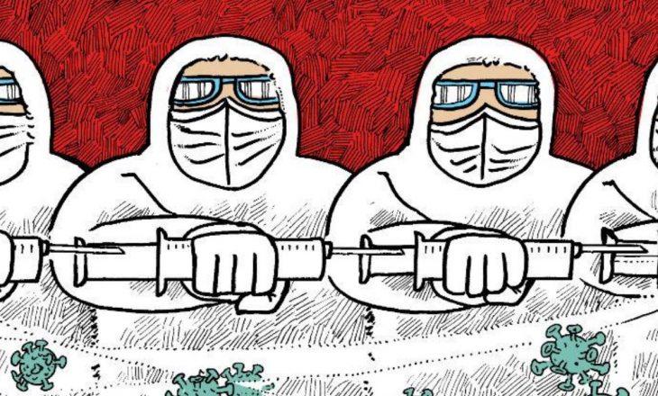 Nga rënia e krimit tek solidariteti – Efektet pozitive që nxit covid-19 tek njerëzimi