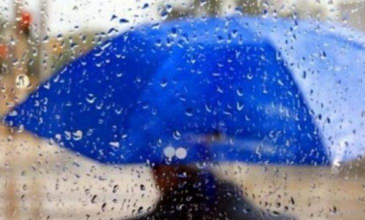 Moti sot i vranët dhe me shi