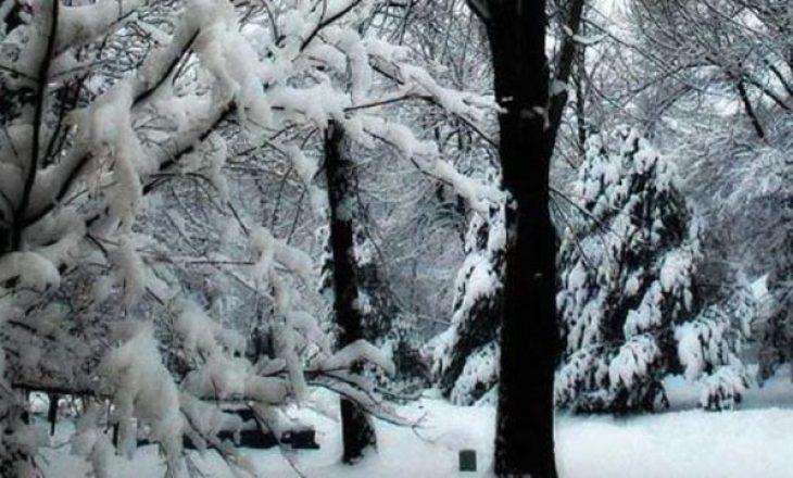 Sot dhe nesër borë në Kosovë