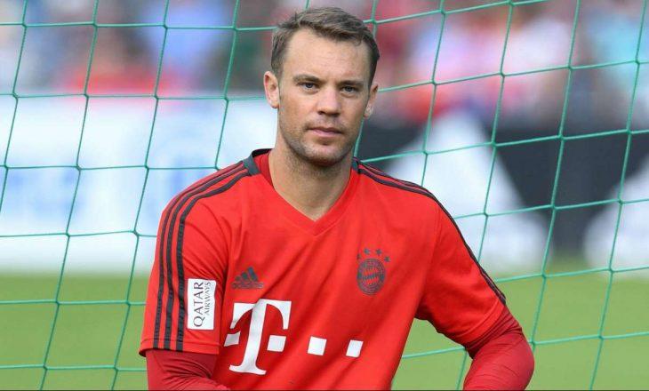 """""""Tërmet"""" te Bayerni, këto janë lajmet rreth Neuer"""