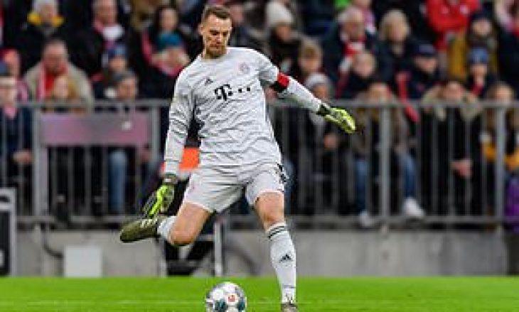 Neuer sulmohet nga legjenda e futbollit gjerman