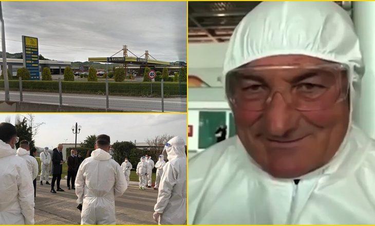 """Rama dërgoi në Itali punëtorin e karburantit në Vorë, zbardhet e vërteta, kush është """"mjeku"""" pompist që u dërgua për të luftuar COVID-19"""