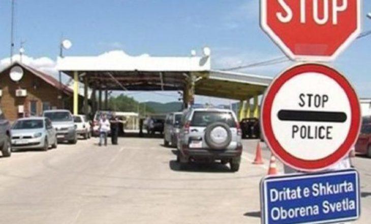 Deri në 30 minuta pritje në Merdare për të dalë nga Kosova