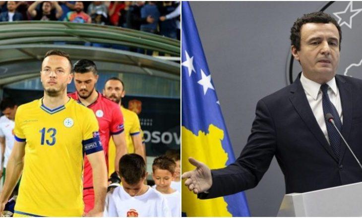Kapiteni i Kosovës me mesazh politik: Ra fjala e popullit