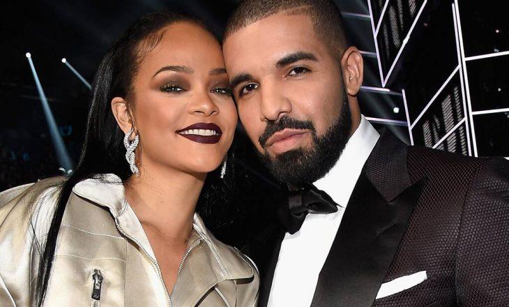 Rihanna dhe Drake, shkëmbejnë mesazhe flirtuese