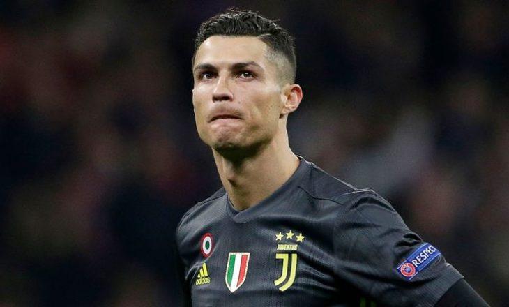 Ronaldo 'tremb' Juventusin me mesazhin misterioz
