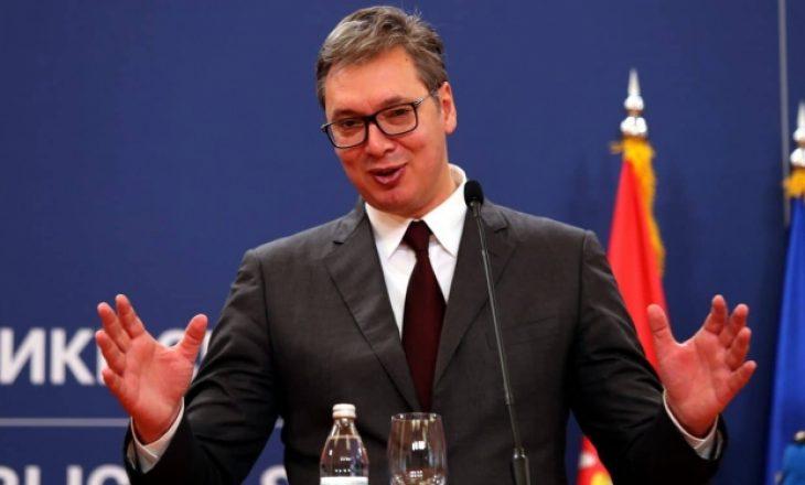 Vuçiq ironizon me Rada Trajkoviq për zgjedhjet në Kosovë