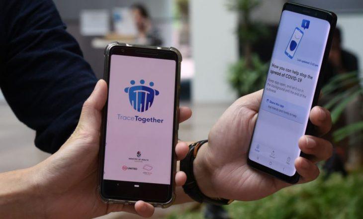 Franca shqyrtojnë përdorimin e aplikacioneve të debatueshme të gjurmimit