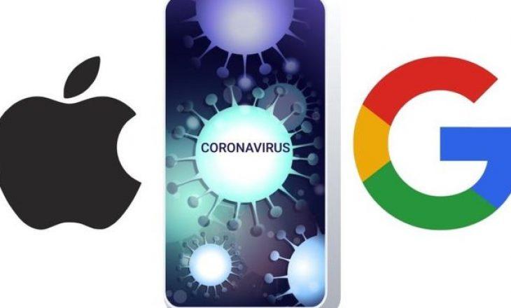 Ekipi i Apple dhe Google janë gati të kontaktojnë me gjurmët e Covid-19