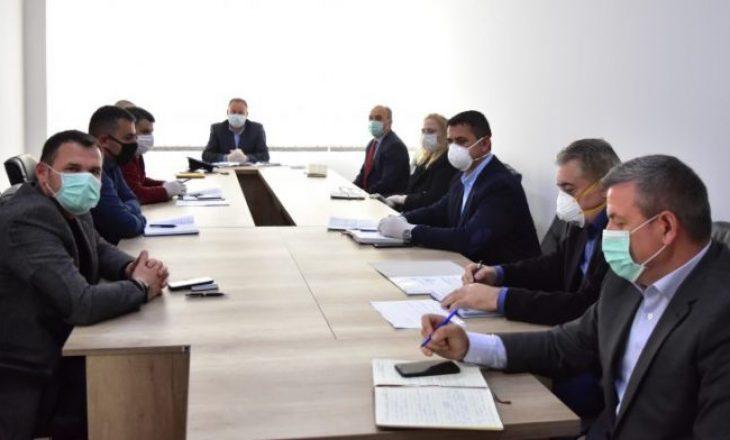 Në Komunën Podujeves aktivizohet Qendra operative lokale emergjente