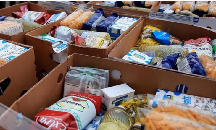 Sot në Podujevë nis shpërndarja e pakove ushqimore për familjet në nevojë