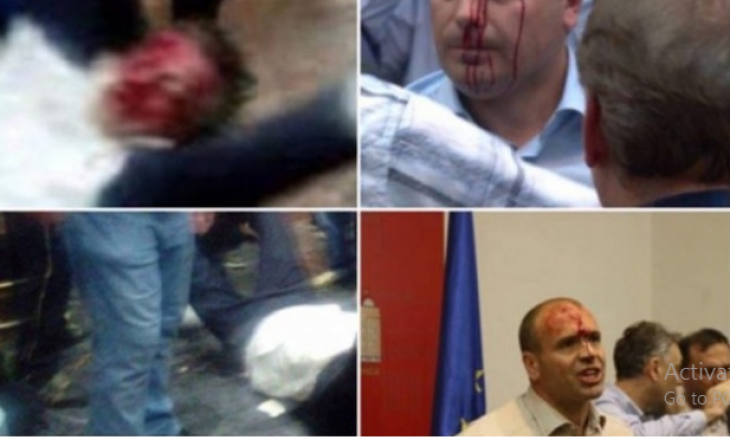 Tri vjet nga dhuna në Parlamentin e Maqedonisë së Veriut