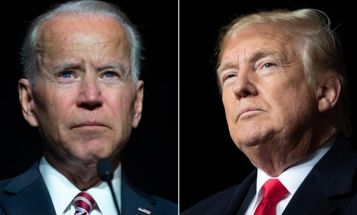 Sondazhet: Biden më i popullarizuar se Trump në SHBA