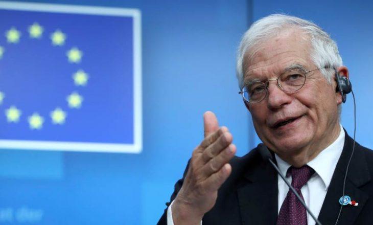 Borrell: Status quoja në negociata në mes Kosovës dhe Serbisë i  padurueshëm
