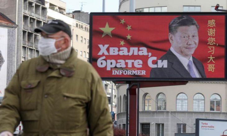 Borrell: Qesharake që në Beograd figuron bilbordi për Xi, ndërsa për BE asgjë