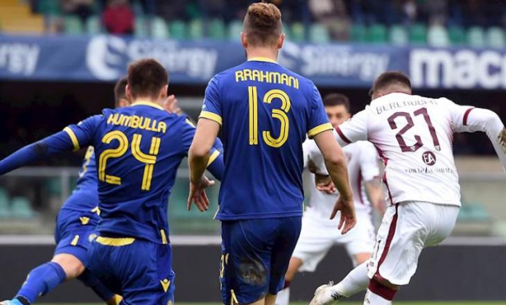 Chelsea ofron mbi 20 milionë euro për mbrojtësin shqiptar