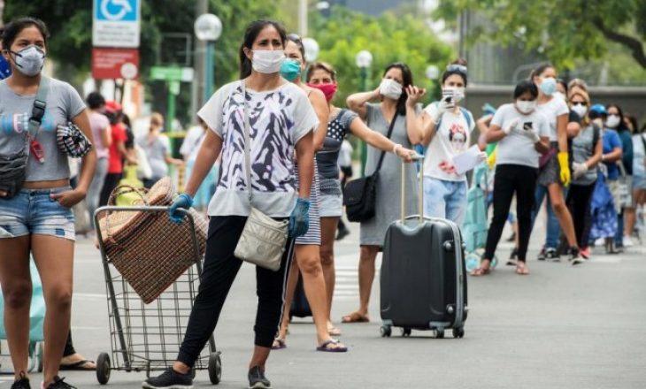 Vatër e re e koronavirusit: Numri i të infektuarve dhe viktimave po rritet