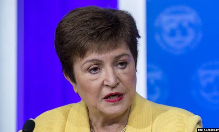 Shefja e FMN-së bën thirrje për zgjatje të bisedimeve tregtare pas Brexitit
